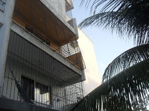varanda e fachada